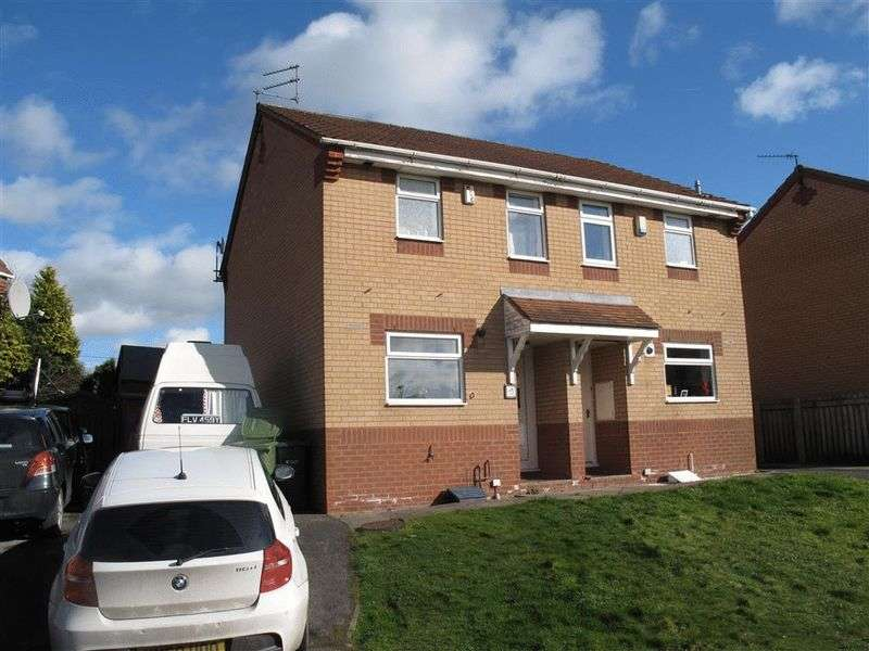 2 Bedrooms Property for sale in Orton Close, Winsford