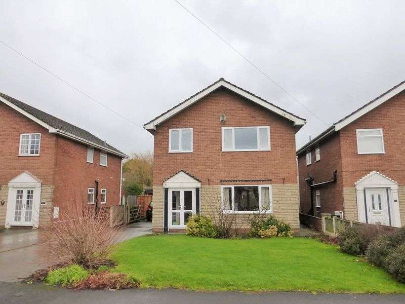 4 Bedrooms Detached House for sale in The Gravel, Mere Brow, Preston