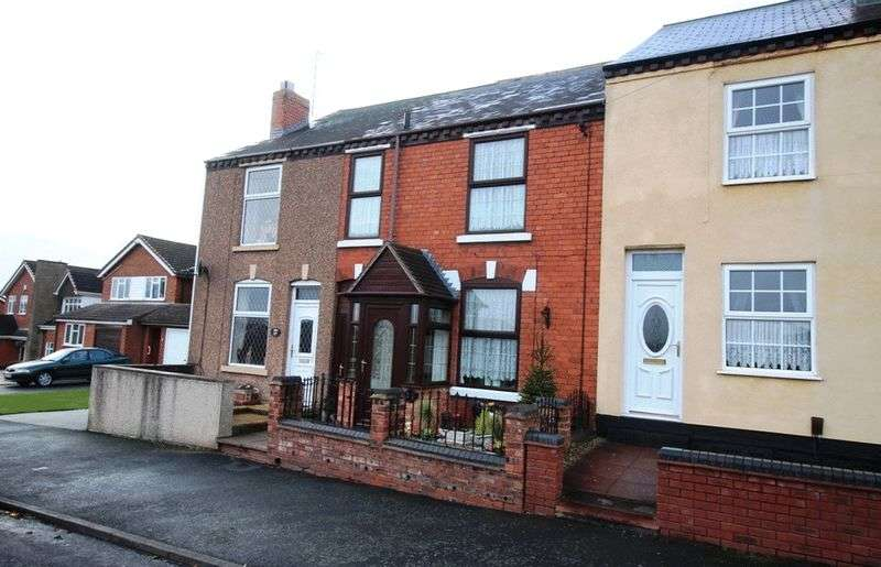 3 Bedrooms Terraced House for sale in Grosvenor Road, Lower Gornal