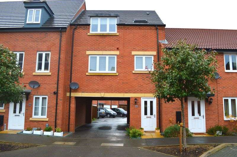 2 Bedrooms Terraced House for sale in West End, Lincoln
