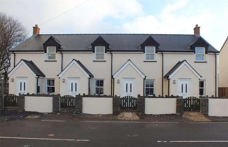 2 Bedrooms Terraced House for sale in 3, Hays Lane, Sageston, Tenby