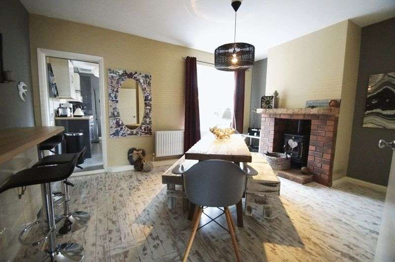 2 Bedrooms Terraced House for sale in James Terrace, Fencehouses