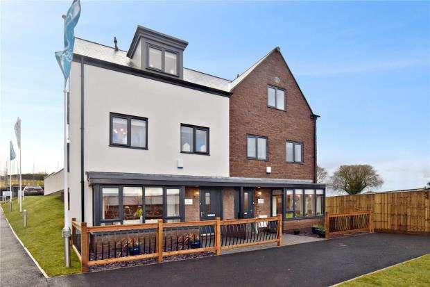 4 Bedrooms Semi Detached House for sale in C24 Fluder, Paignton, Devon