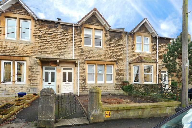 3 Bedrooms Terraced House for sale in Forester Avenue, Bath, BA2