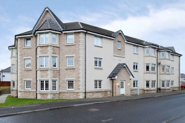 2 Bedrooms Flat for sale in Osprey Crescent, Dunfermline, Fife, KY11 8JP