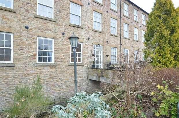 2 Bedrooms Flat for sale in Bridgeholme Mill, Charley Lane, Chinley, High Peak, Derbyshire