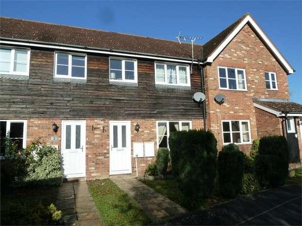 3 Bedrooms Terraced House for sale in Manor Close, Stoke Hammond, Milton Keynes, Buckinghamshire