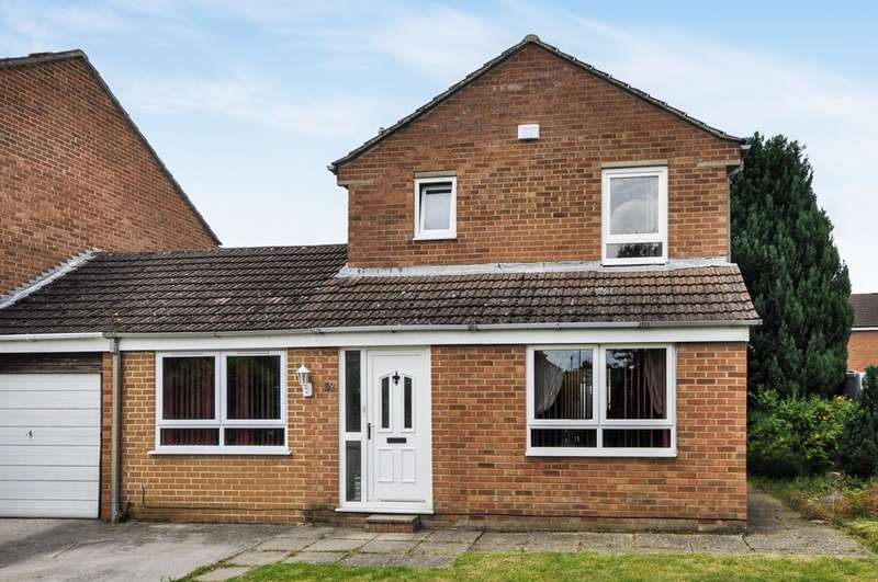 3 Bedrooms Semi Detached House for sale in Kidlington, Oxfordshire
