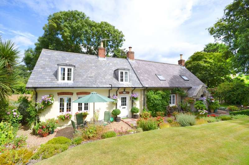 4 Bedrooms Detached House for sale in Wroxall, Isle Of Wight