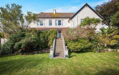 6 Bedrooms Detached House for sale in Lelant, St. Ives, Cornwall