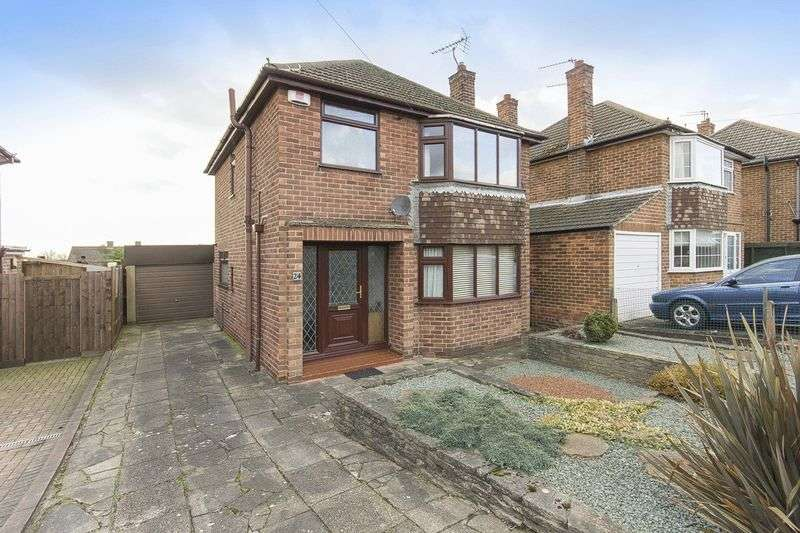 3 Bedrooms Detached House for sale in GREEN AVENUE, CHELLASTON