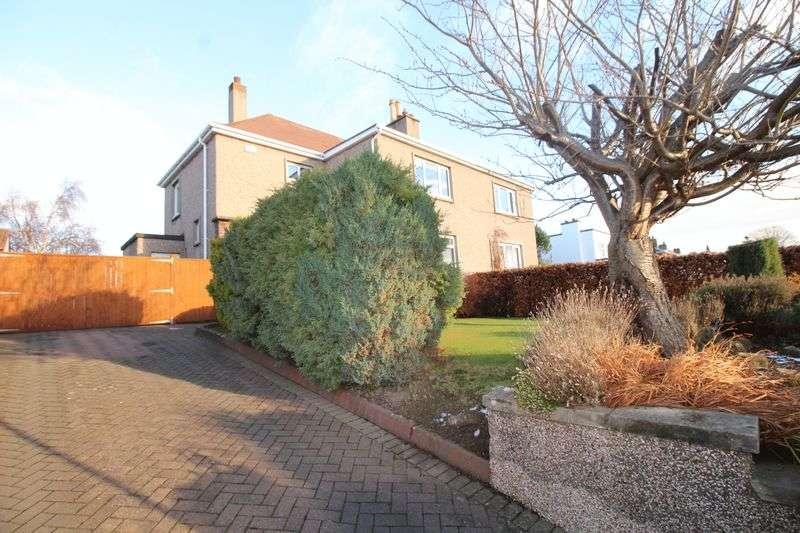 3 Bedrooms Semi Detached House for sale in Bennochy Avenue, Kirkcaldy