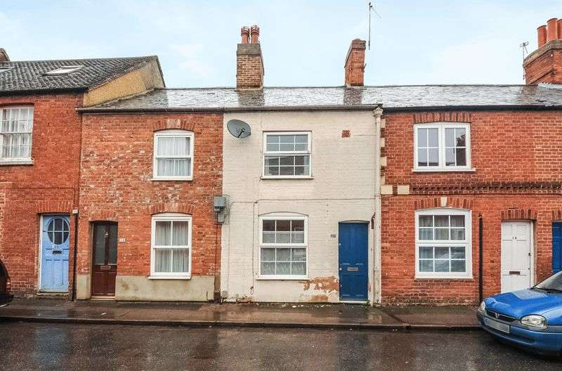 2 Bedrooms Terraced House for sale in Edward Street, Abingdon