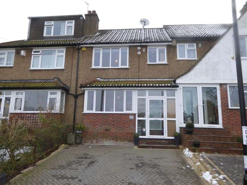 3 Bedrooms Terraced House for sale in Westleigh Avenue, Coulsdon