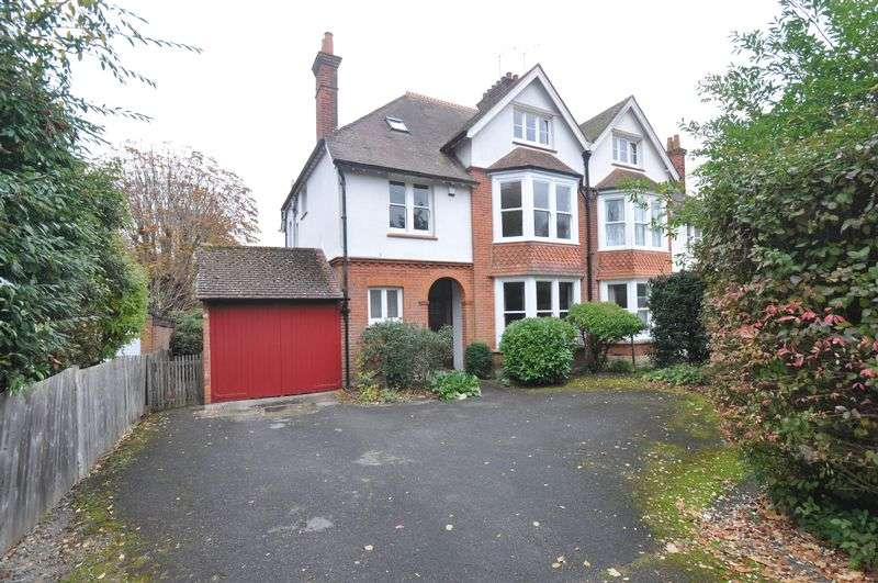 5 Bedrooms Semi Detached House for sale in Cliddesden Road, Basingstoke