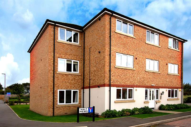 2 Bedrooms Flat for sale in Halt Mews, Kingswinford, DY6 7BF