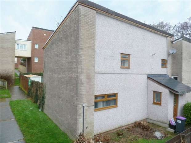 3 Bedrooms Semi Detached House for sale in Farlays, Coed Eva, Cwmbran, Torfaen