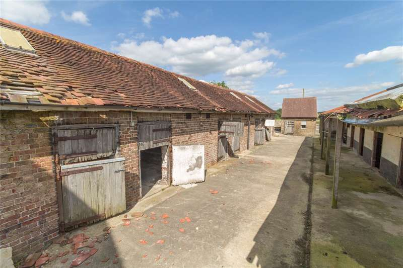 3 Bedrooms Plot Commercial for sale in Ashurst Lane, Plumpton