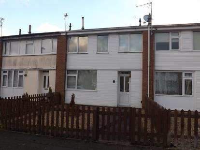 2 Bedrooms Terraced House for sale in Sumburgh Road, Clifton, Nottingham