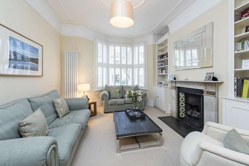 5 Bedrooms Terraced House for sale in Hillier Road, Battersea, London