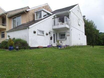 3 Bedrooms End Of Terrace House for sale in Ffordd Garnedd, Y Felinheli, Gwynedd, LL56