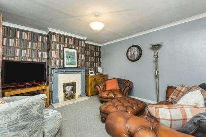 4 Bedrooms Semi Detached House for sale in St. Marys Close, Walton-Le-Dale, Preston, Lancashire