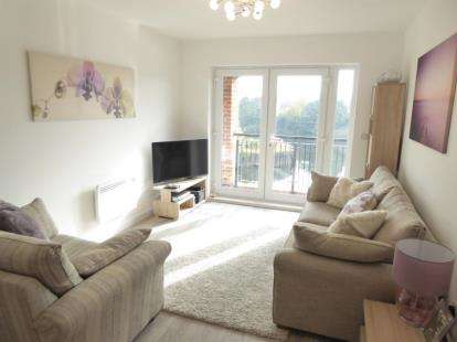 2 Bedrooms Flat for sale in Lulworth Place, Warrington, Cheshire