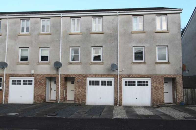 4 Bedrooms Town House for sale in Barclay Drive, Elderslie
