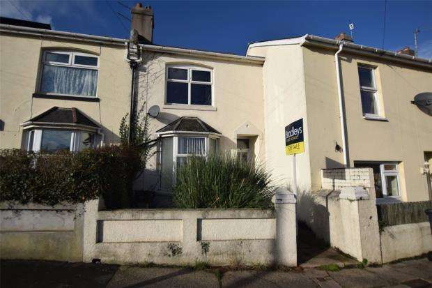 3 Bedrooms Terraced House for sale in Derrell Road, Paignton, Devon