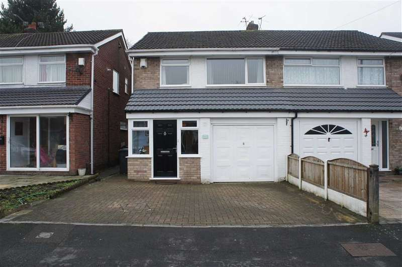 3 Bedrooms Property for sale in Lathom Drive, Maghull