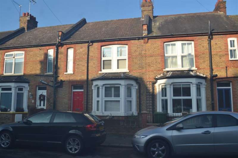 3 Bedrooms Terraced House for sale in Jubilee Road, Watford, Herts