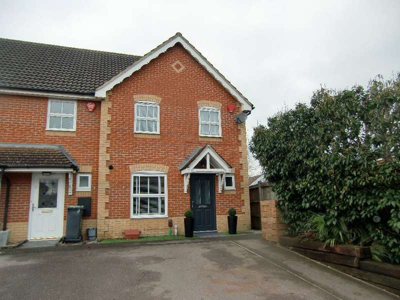 4 Bedrooms Semi Detached House for sale in Sunderland Grove, Leavesden, Watford, Herts