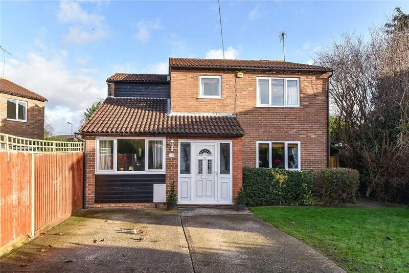 4 Bedrooms Detached House for sale in Byland Drive, Maidenhead, Berkshire, SL6