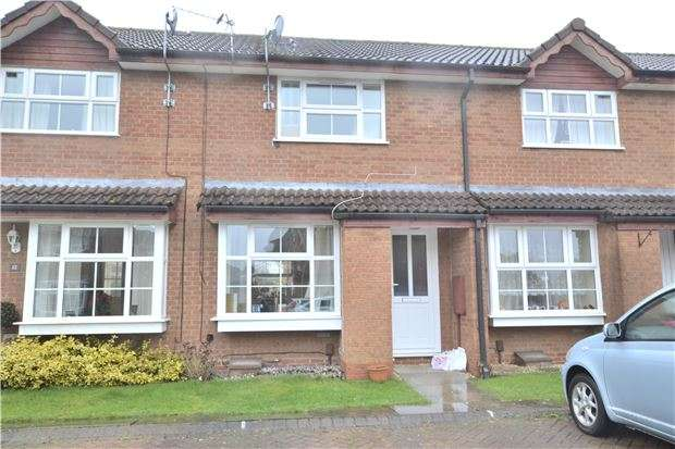 2 Bedrooms Terraced House for sale in Bramley Mews, Abbeymead, GLOUCESTER, GL4 5LG