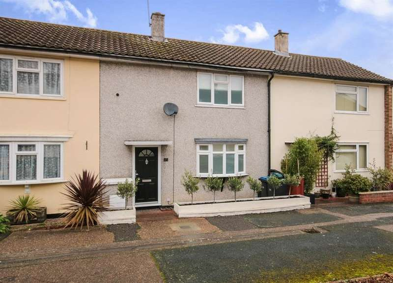 2 Bedrooms Terraced House for sale in Hookfield, Harlow, CM18