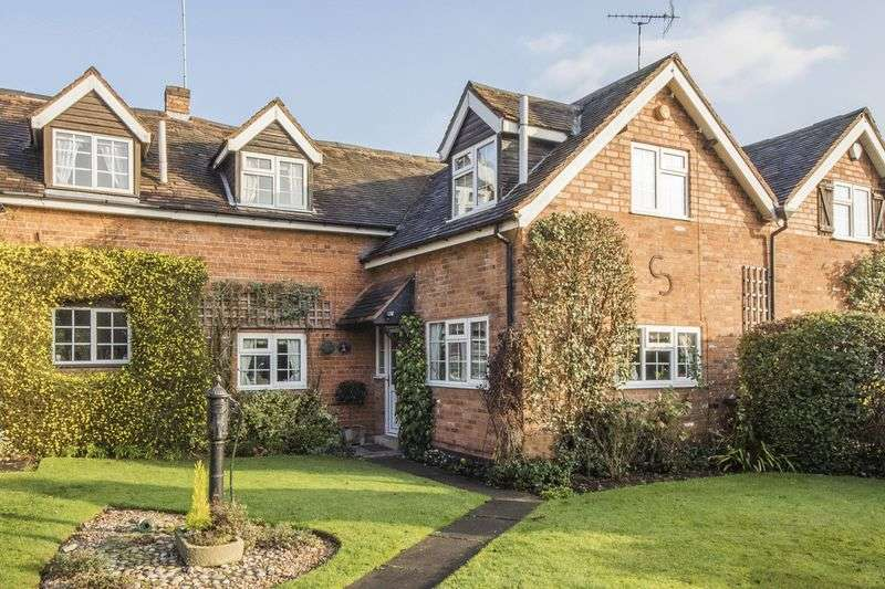 3 Bedrooms Cottage House for sale in Mappleborough Green, Warwickshire