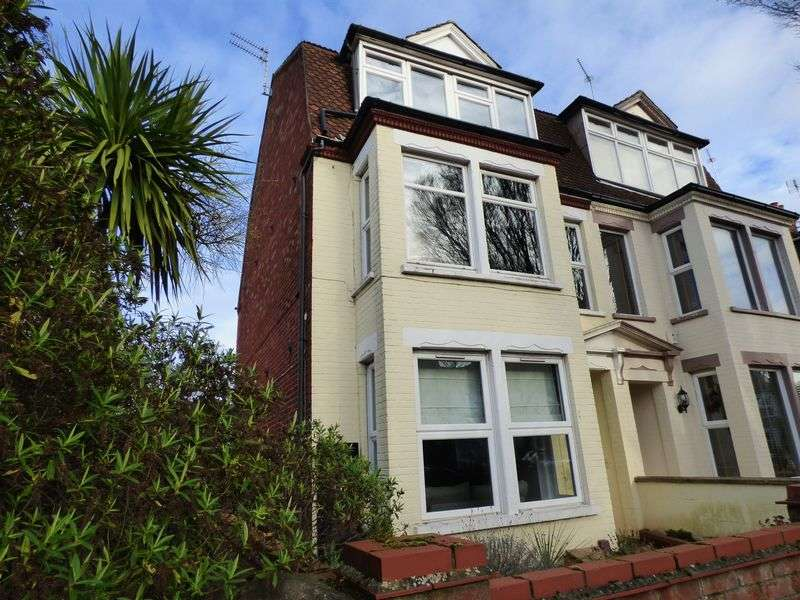 6 Bedrooms Semi Detached House for sale in Avondale Road, Gorleston, Great Yarmouth