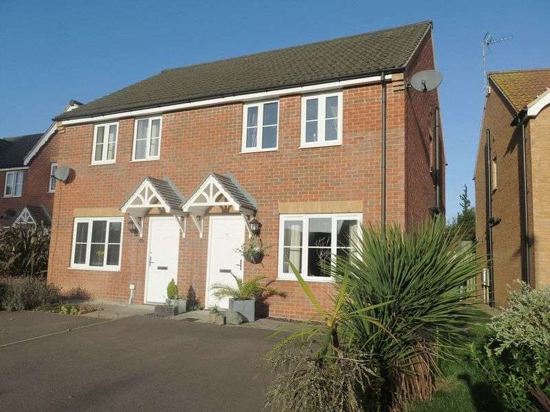 3 Bedrooms Semi Detached House for sale in Clay Cross Drive, Clipstone
