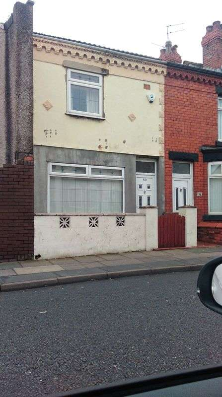 2 Bedrooms Terraced House for sale in 60 Derby Road