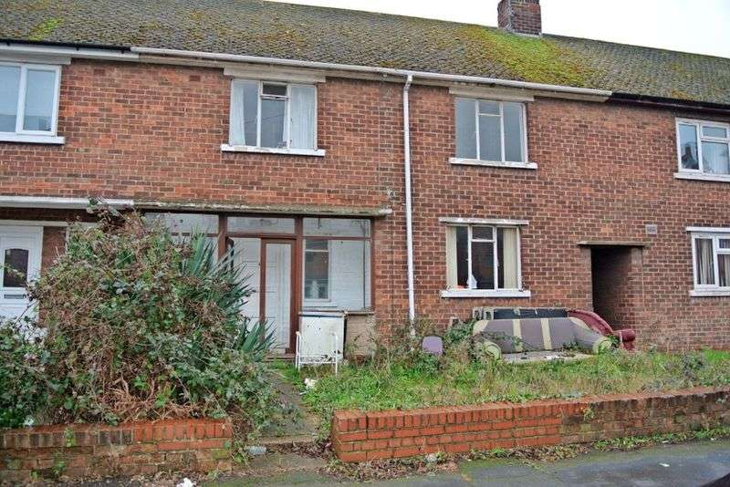 3 Bedrooms House for sale in Ancholme Road, Scunthorpe