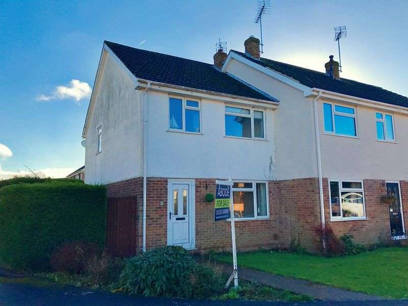 3 Bedrooms Semi Detached House for sale in Lime Grove, Ashbourne