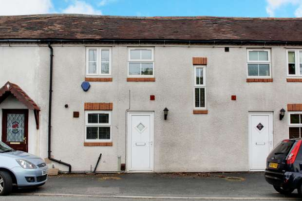 2 Bedrooms Terraced House for sale in Stafford Street, St Georges, Shropshire, TF2 9JQ