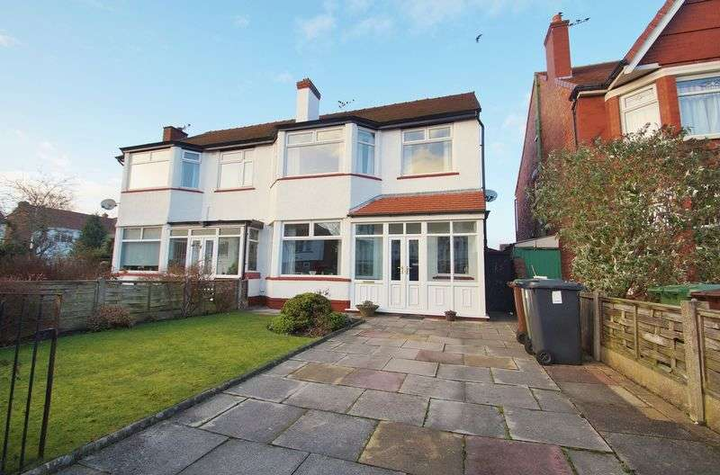 4 Bedrooms Semi Detached House for sale in Fisher Drive, Southport