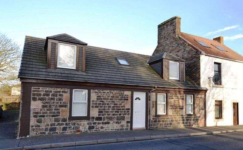 4 Bedrooms Semi Detached House for sale in Manse Street, Saltcoats