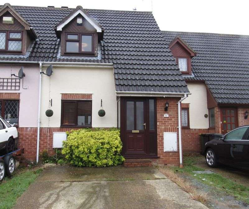 2 Bedrooms Terraced House for sale in Allerton Close, Ashingdon