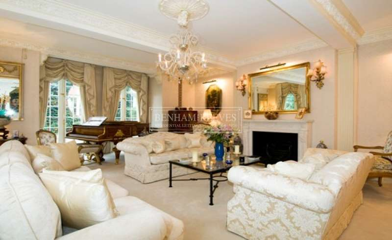 7 Bedrooms Town House for rent in Grove End, Hampstead, NW3