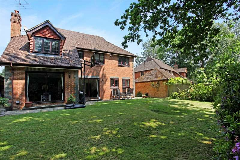 5 Bedrooms Detached House for sale in Charnwood, Station Road, Sunningdale, Berkshire, SL5
