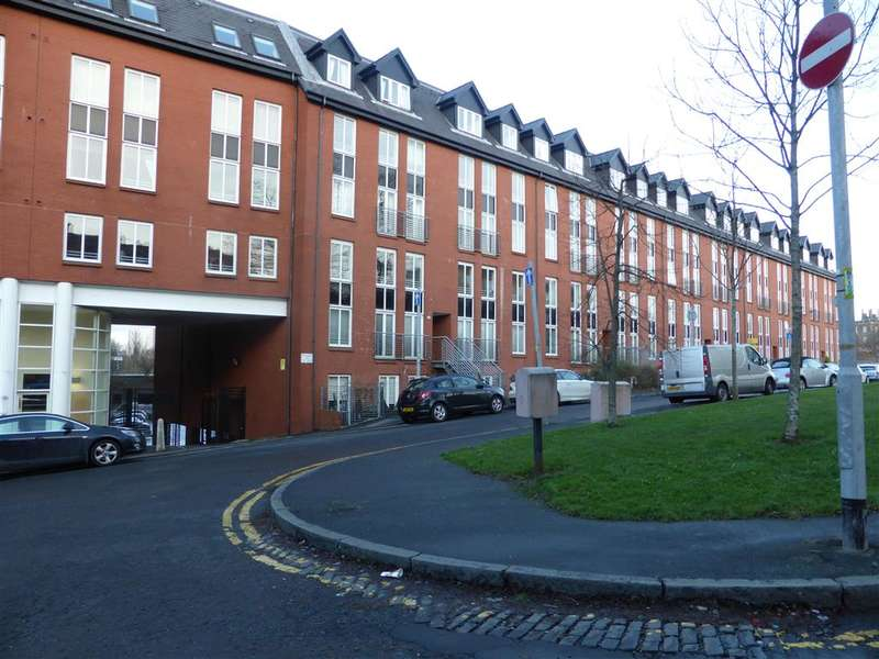 2 Bedrooms Penthouse Flat for rent in Randolph Gate, West End, Glasgow