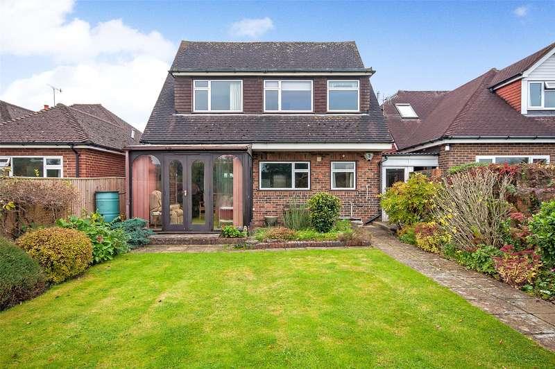 4 Bedrooms Detached House for sale in Middle Street, Brockham, Betchworth, Surrey, RH3