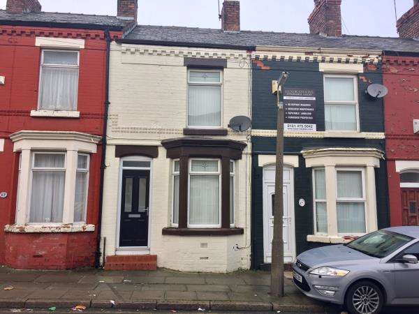 2 Bedrooms Terraced House for sale in 49 HARROW ROAD, LIVERPOOL